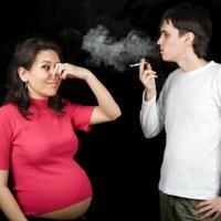 O olfato nas mulheres grávidas