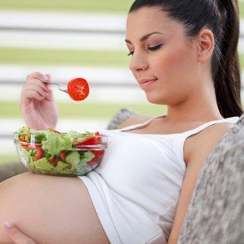 A alimentação da mãe que amamenta