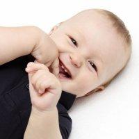 Ordem de nascimento dos dentes de leite nos bebês