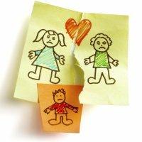 Reação dos filhos ao divórcio