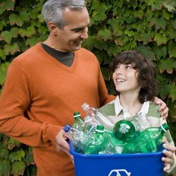 Como ensinar as crianças a reciclar