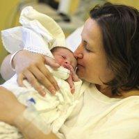 O parto. Contrações, dilatação e expulsão