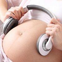 Por que usar a música durante a gravidez