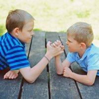 Como ensinar as crianças a competirem