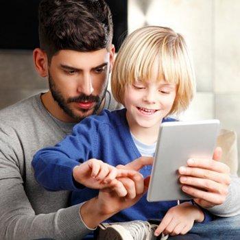 Como funcionam os filtros parentais na internet