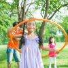Benefícios do jogo de bambolê para crianças