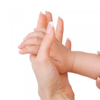 As manchas brancas nas unhas das crianças
