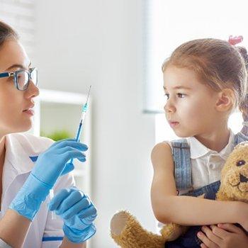 Razões para vacinar as crianças