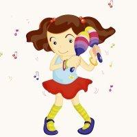 Samba lelê. Letra de canção para crianças