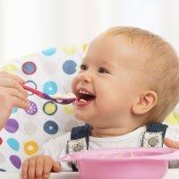 Alimentação para bebês de 4 a 6 meses