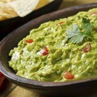 Guacamole. Receita mexicana para a família