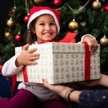 A regra dos quatro presentes de Natal