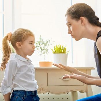 Crianças sem valores e limites