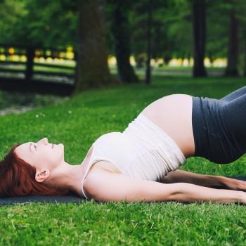 Exercícios de Kegel para grávidas