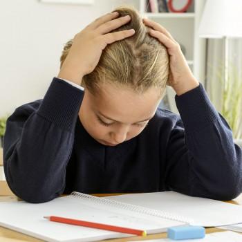Dificuldades das crianças com o estudo