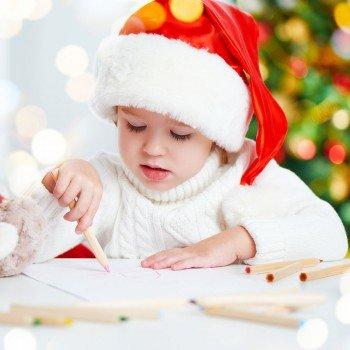 A cartinha para Papai Noel