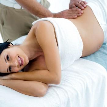 Shiatsu durante a gravidez