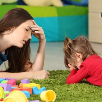 O que fazer para mudar a postura negativa de uma criança