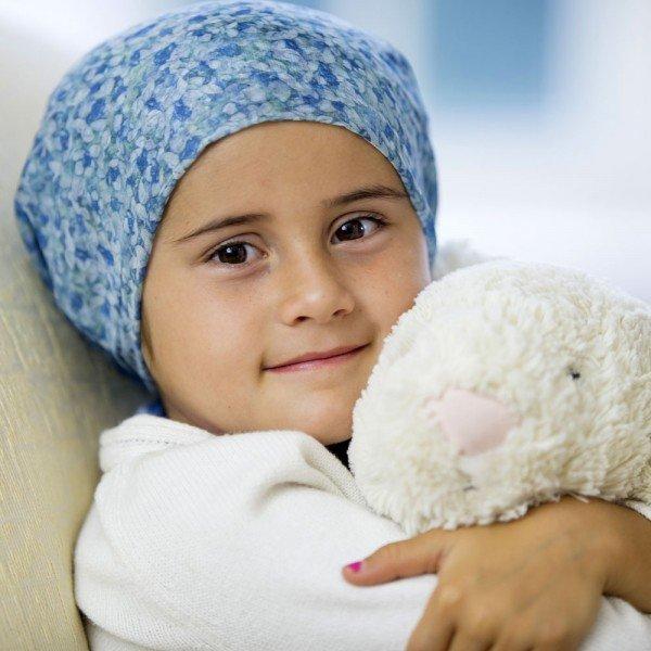 O câncer infantil