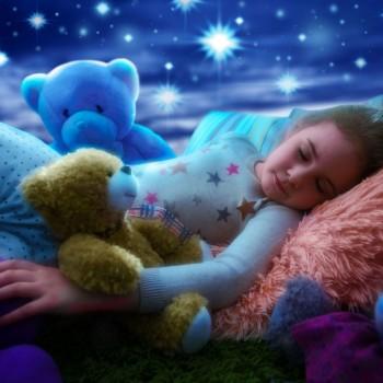 As crianças podem aprender com os seus sonhos
