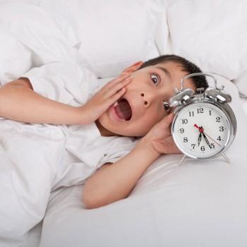 A síndrome pós-férias e as crianças