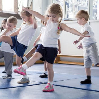 Iniciação da criança no esporte