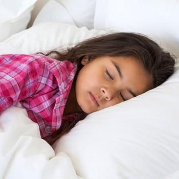 A rotina do sono das crianças