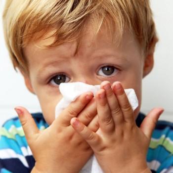 A rinite na infância. Causas e tratamento