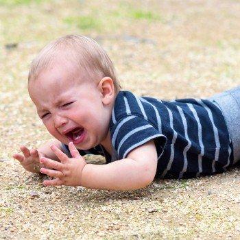 Prevenção de acidentes com bebês de 0 a 2 anos de idade