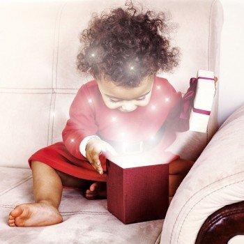 Que bom seria que sempre fosse Natal para as crianças