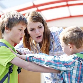 Prevenção e controle da violência escolar