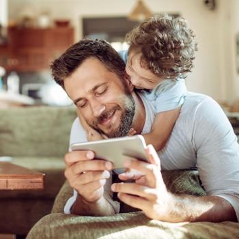 O perigo de publicar fotos dos nossos filhos nas redes sociais