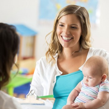 Adaptação à creche de bebês de 3 a 24 meses