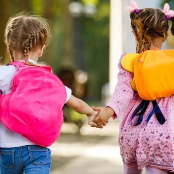Os primeiros amigos das crianças