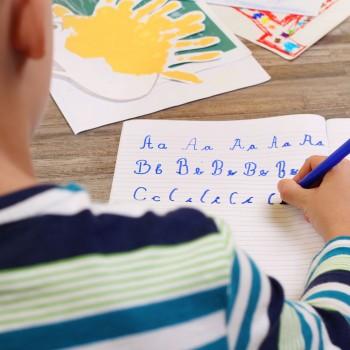 Aprender a ler e a escrever. Como iniciar as crianças na escrita