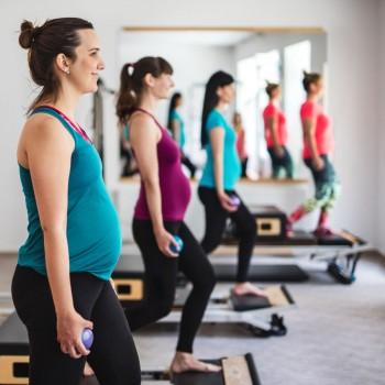 O exercício físico durante a gravidez