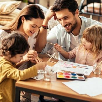 O que os pais podem aprender com os filhos