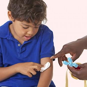 Alimentos contra a anemia infantil
