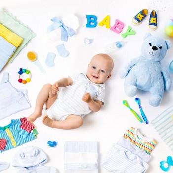 Coisas que você NÃO precisa comprar para o recém-nascido