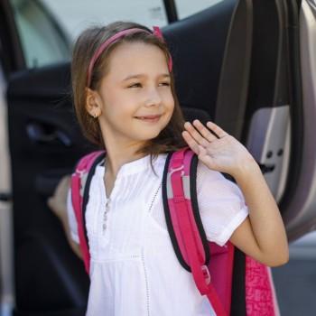 As crianças e a volta às aulas