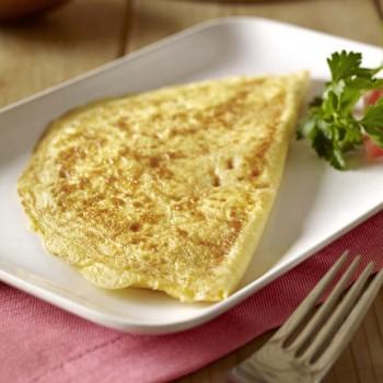 Receita tradicional de omelete - Como preparar uma omelete perfeita