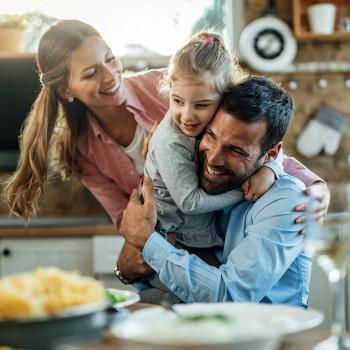 Como fortalecer o vínculo afetivo entre pais e filhos
