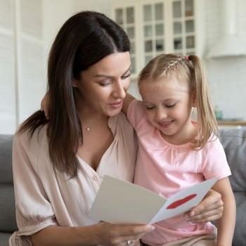 Uma mãe escreve carta à filha para que ela seja agradecida
