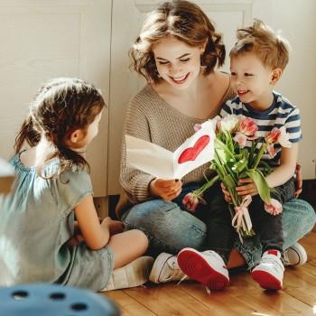 Diferentes formas para celebrar o Dia das Mães