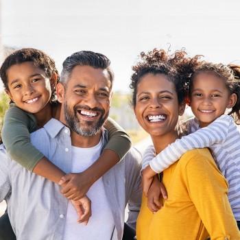 Dia Internacional da família. A família e as crianças