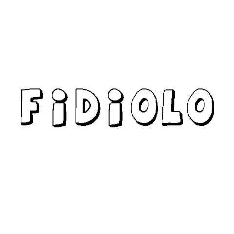 FIDIOLO