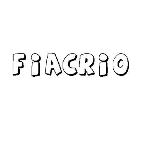 FIACRIO