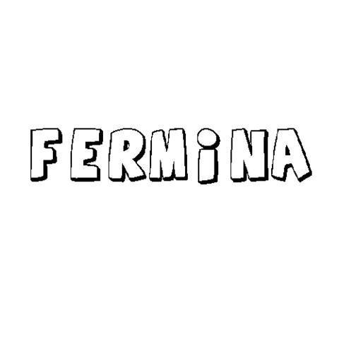 FERMÍNA