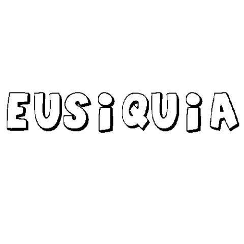 EUSIQUIA