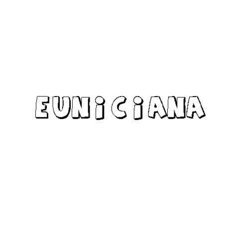 EUNICIANA